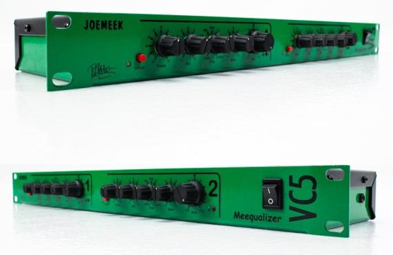 Joemeek VC5 Dual EQ