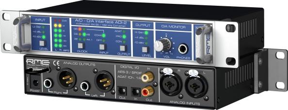 RME ADI A/D/A converter